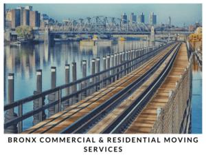 Bronx NYC Moving Companies