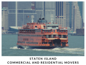 Staten Island Commercial and Residential Movers