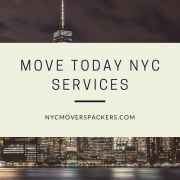 Move Today NYC Services