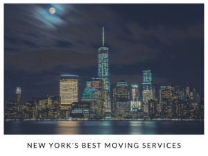 New York's best Moving Services