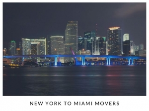 New York to Miami Movers