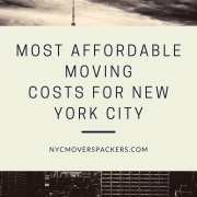 cheapest time to move to NYC