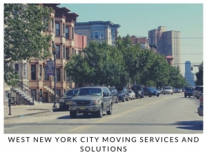 West New York City Moving Services and Solutions