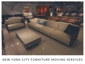New York City Furniture Moving Services