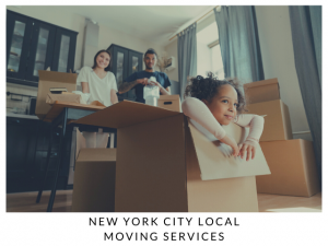New York City Local Moving Services