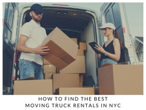 How to find the best Moving Truck Rentals in NYC